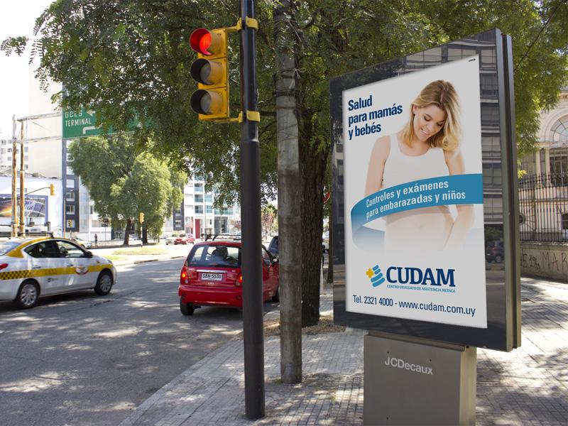 Cudam - Campaña Publicitaria