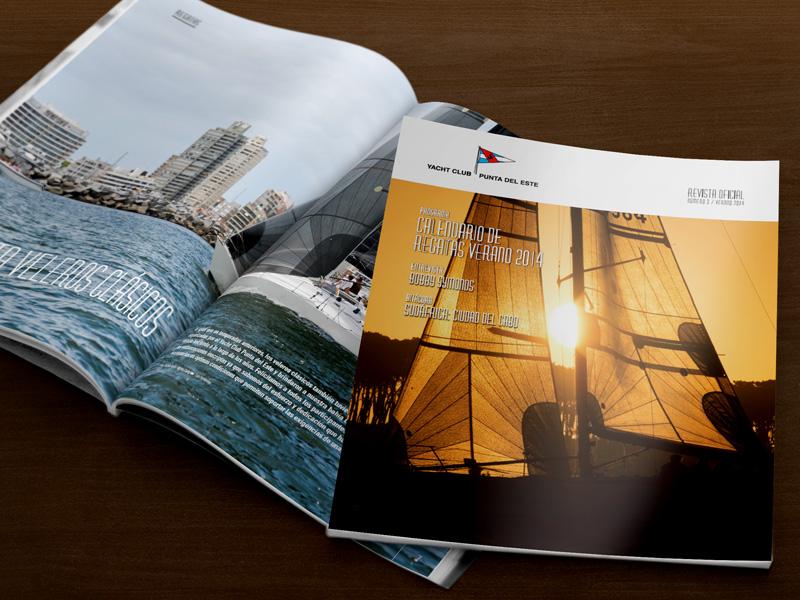 Yacht Club Punta del Este - Editorial