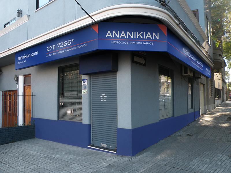 Ananikian - Arq. Comercial